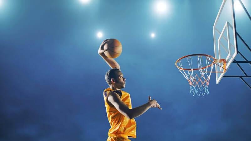 High School Basketball Players