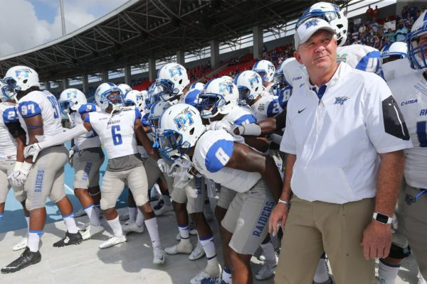 Brent Stockstill S Homecoming Made Middle Tennessee