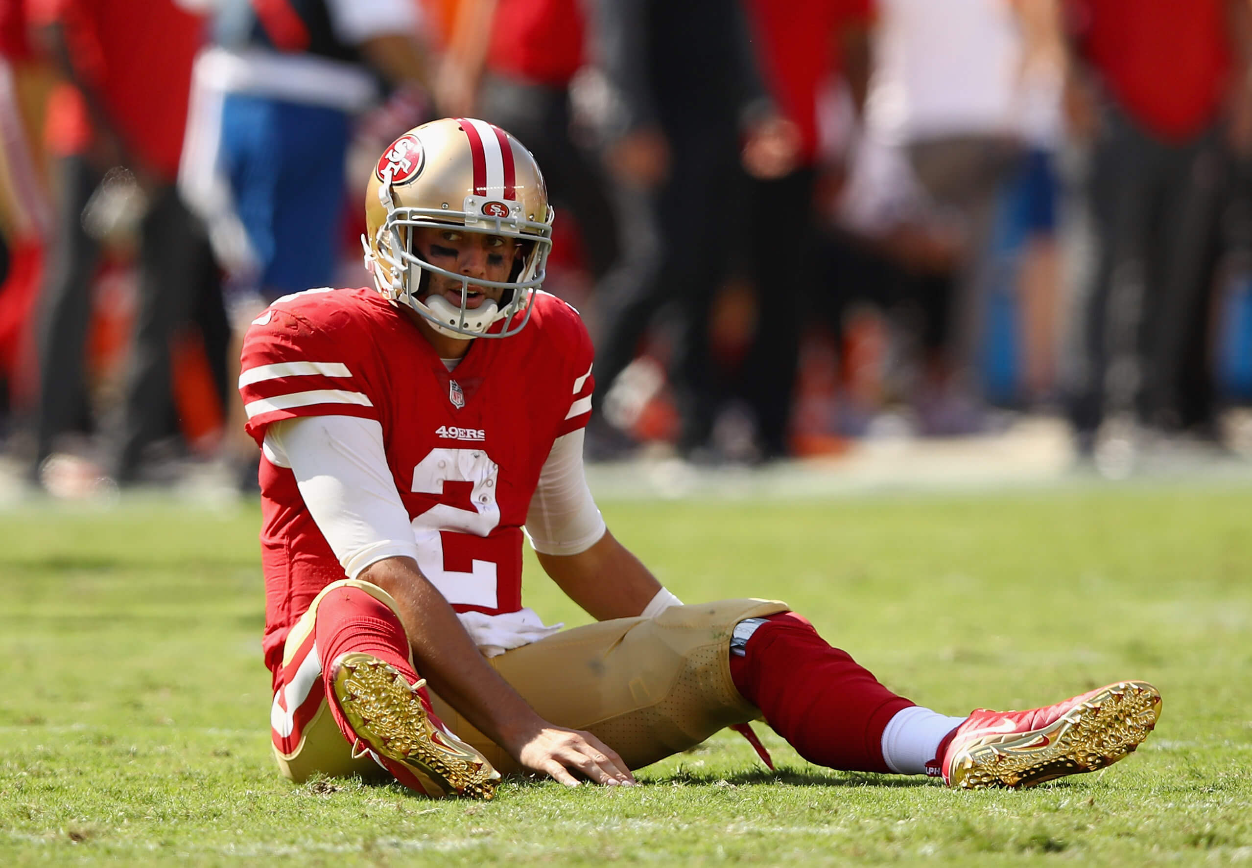 The Kaepernick Rankings: Because The 49ers Tried To Sell The Brian ...