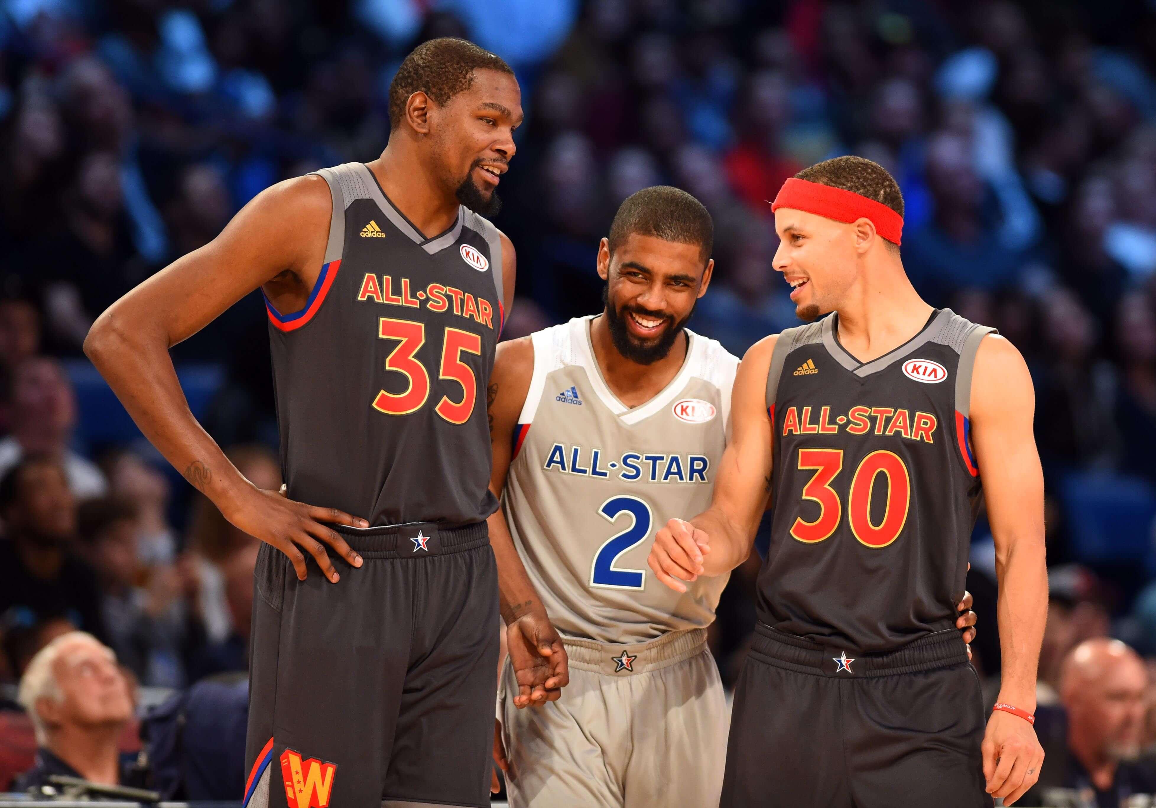 da03b1b7cb8d Let NBA All Stars Players Pick Their Captains
