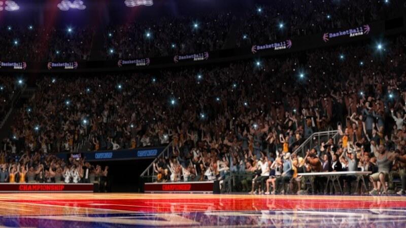 nba basketball fans