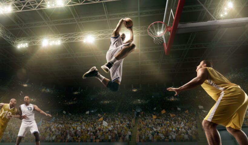 shutterstock basketball