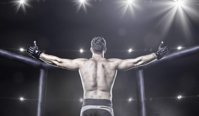 shutterstock_ mma fighter