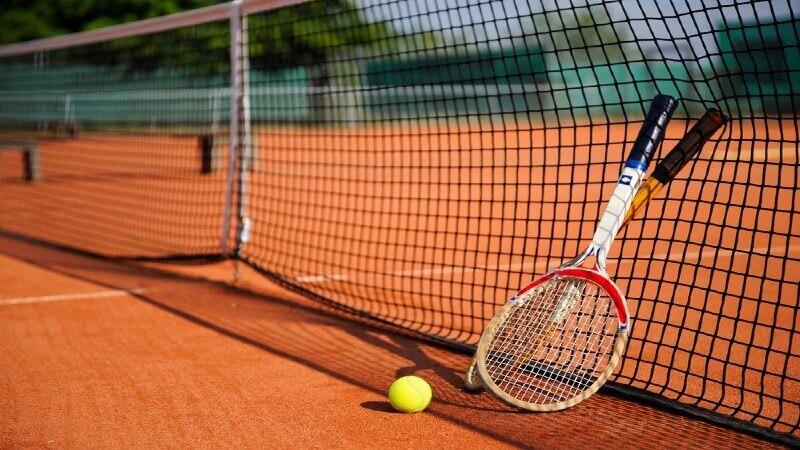 tennis clay