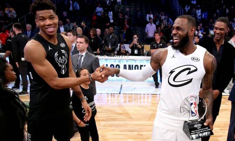 McGrady:公鹿並不可怕,因為他們最好的球員字母哥投射不行,不像Kobe杜蘭特!-籃球圈