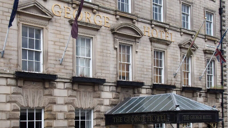 George Hotel rugby league