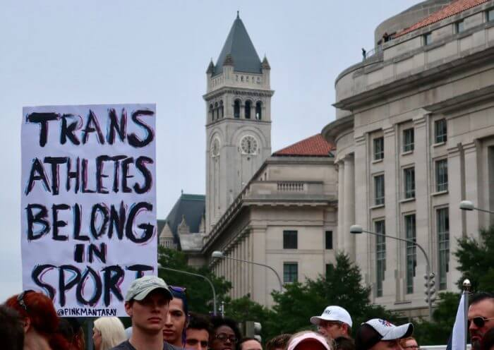 trans athlete sports ban mississippi