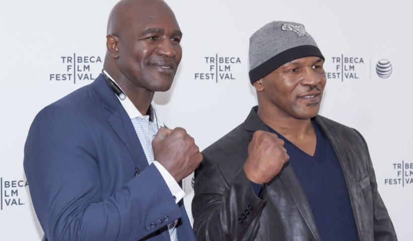tyson vs holyfield confirmed