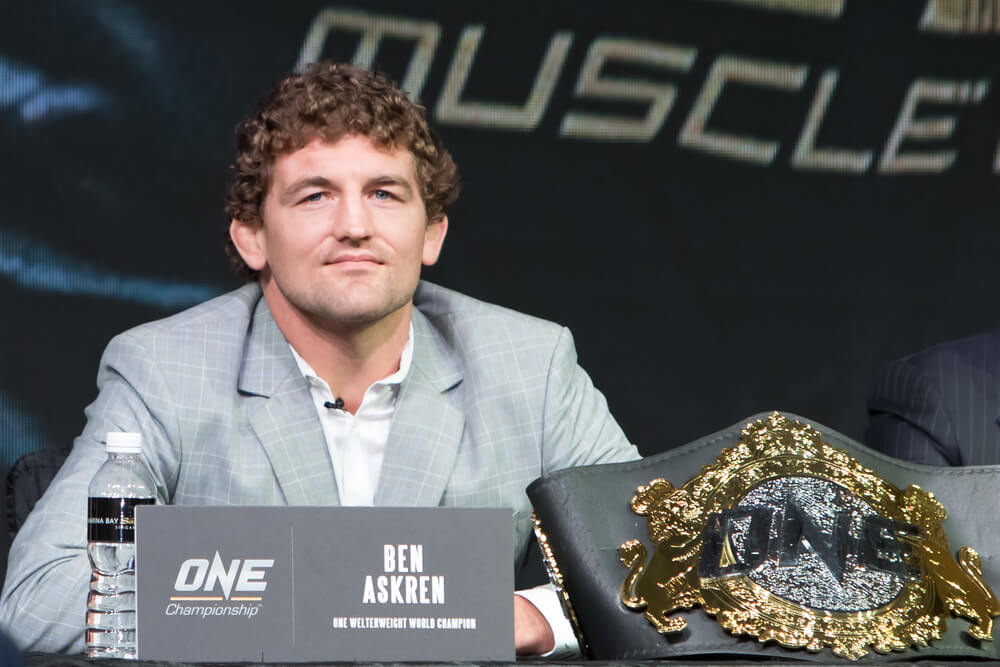 jake paul vs ben askren - photo #3