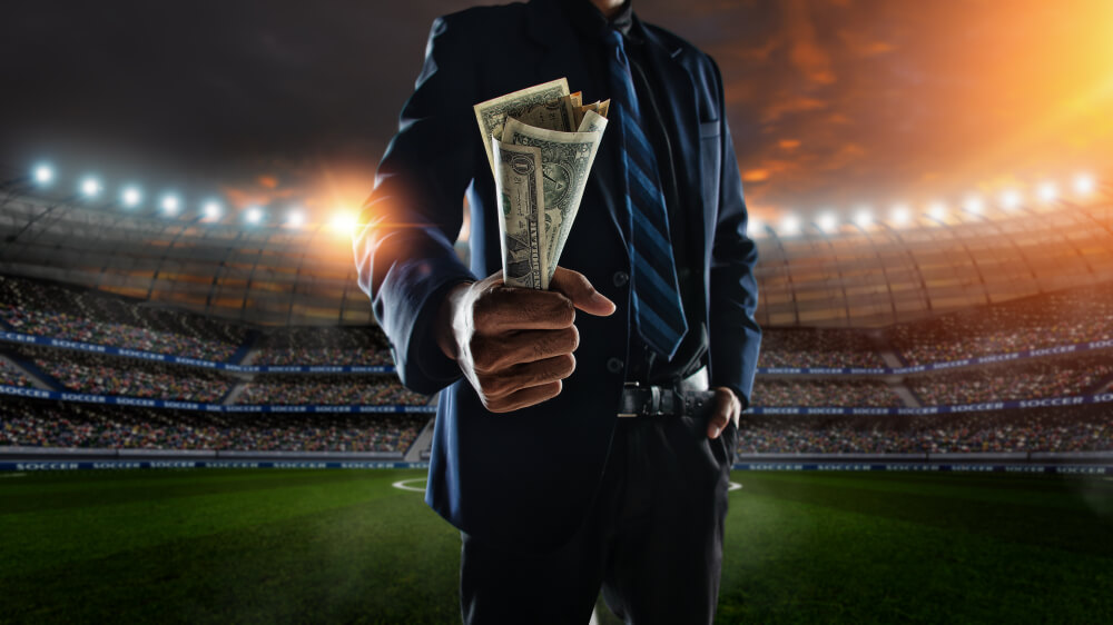 soccer greed