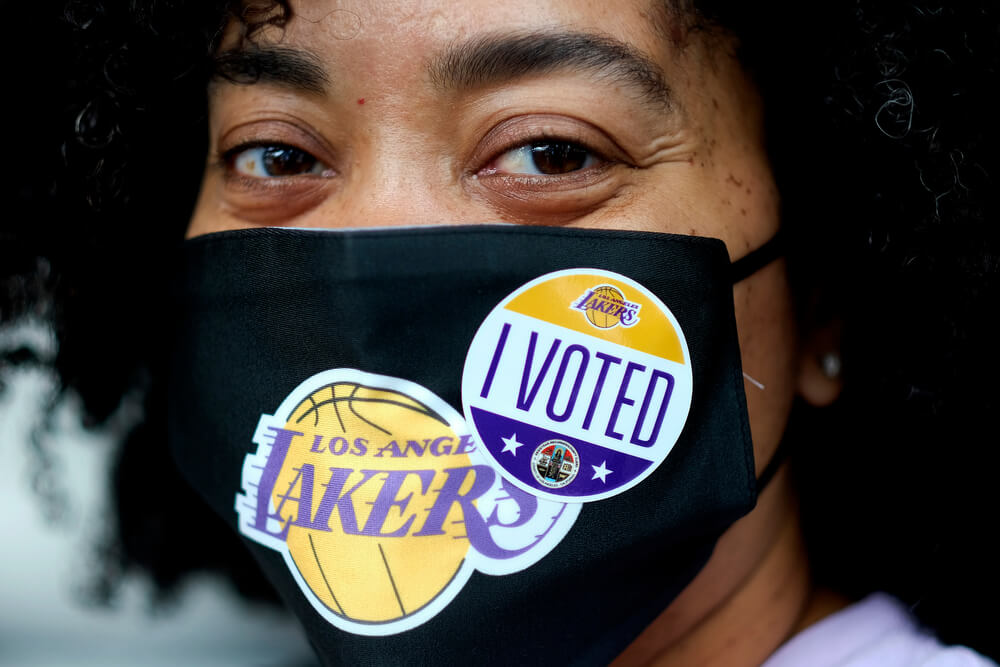 la lakers play in