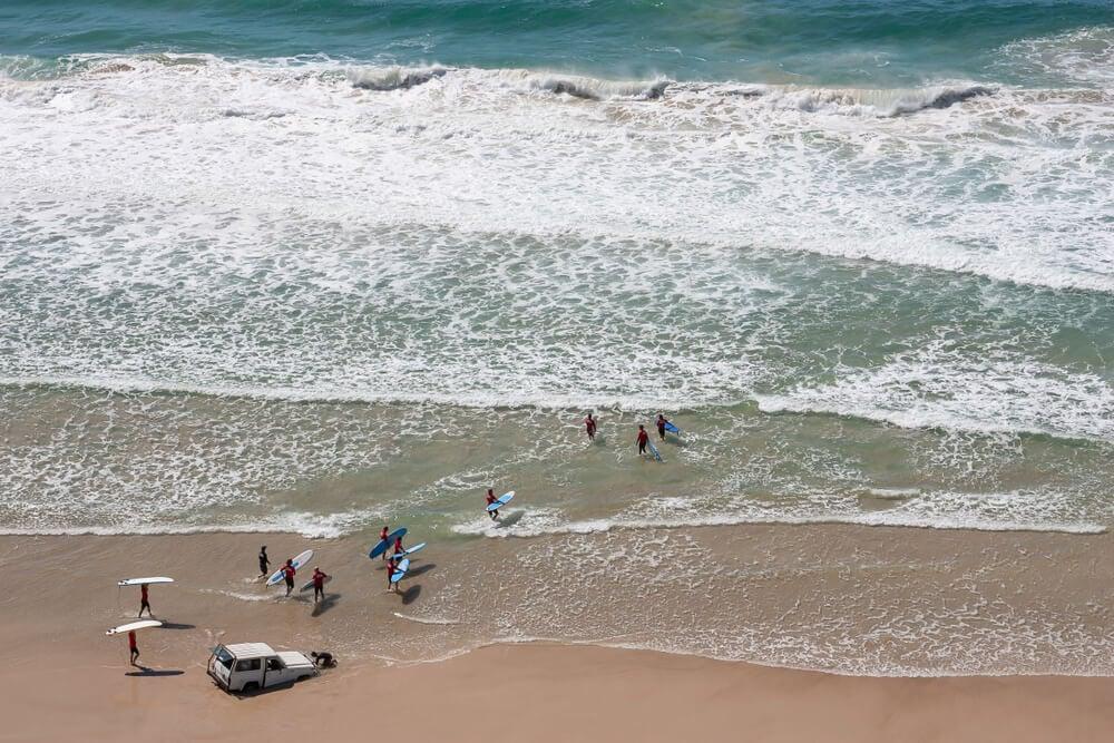 surf training oz