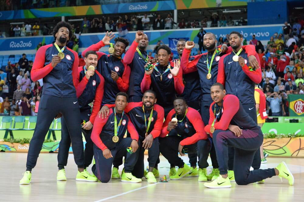 usa olympic mens basketball