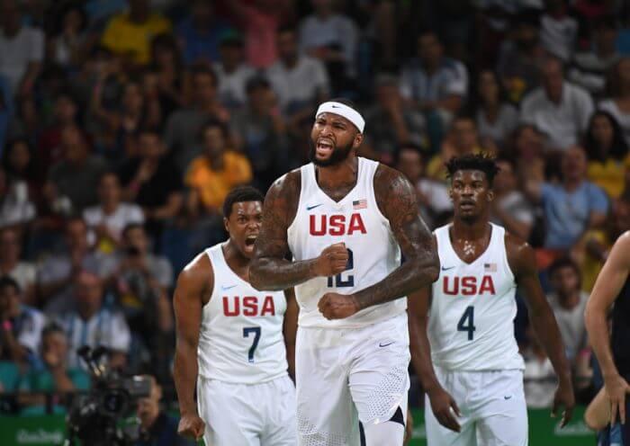 team usa olympics mens basketball