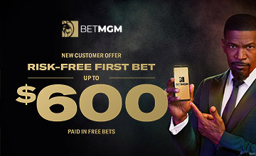 BetMGM Sport - Place your risk-free bet now!