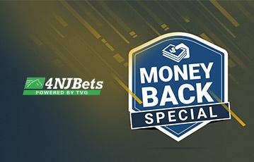 4NJ Bets Online Casino USA Money Back Promotion