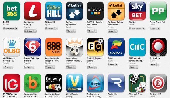 best bookies apps