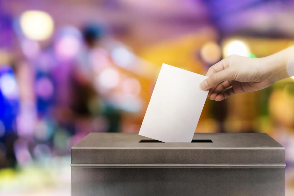 vote on gambling